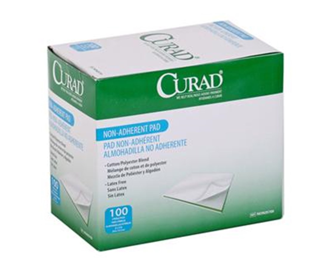 Sterile Non-Adherent Gauze Pad CURNON25700HH-