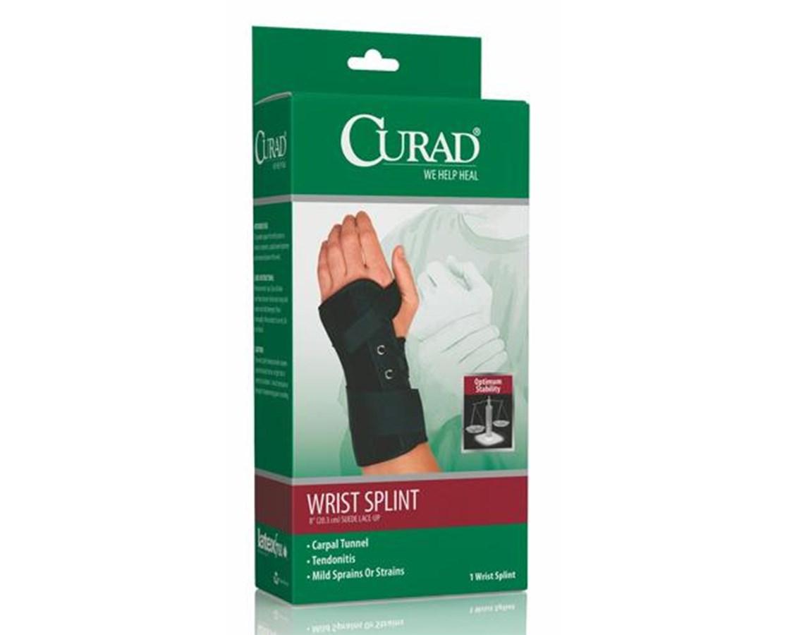 Lace-Up Wrist Splints CURORT19800RSDH-