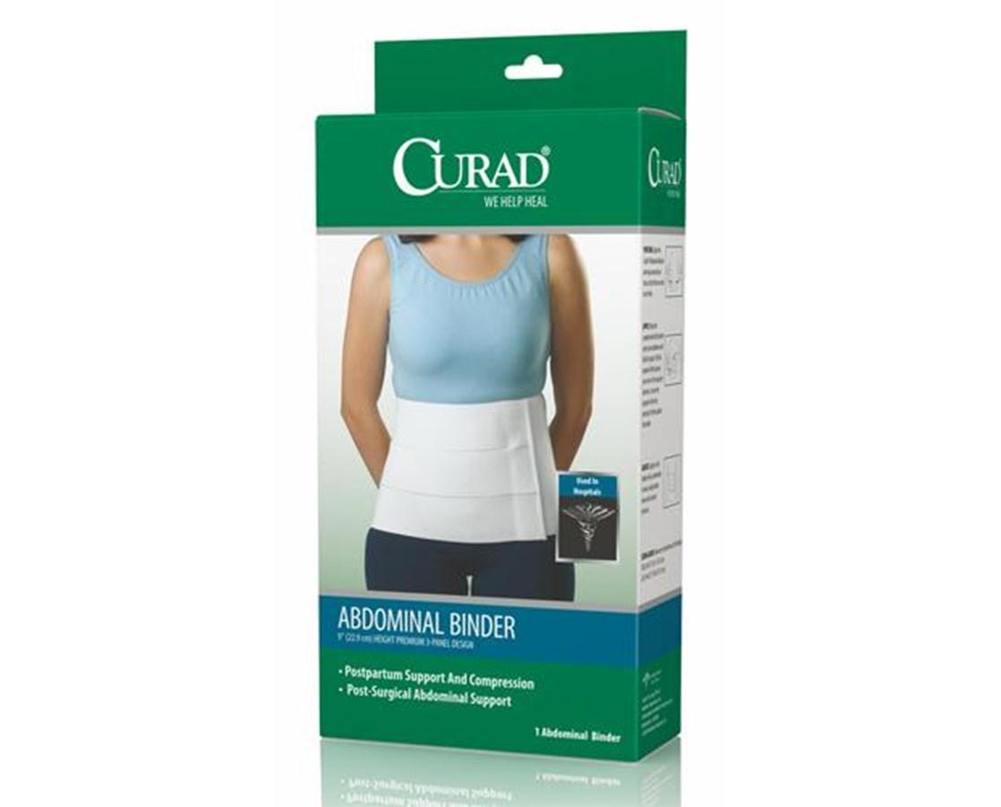 Tri-Panel Abdominal Binder CURORT21110SMDH-