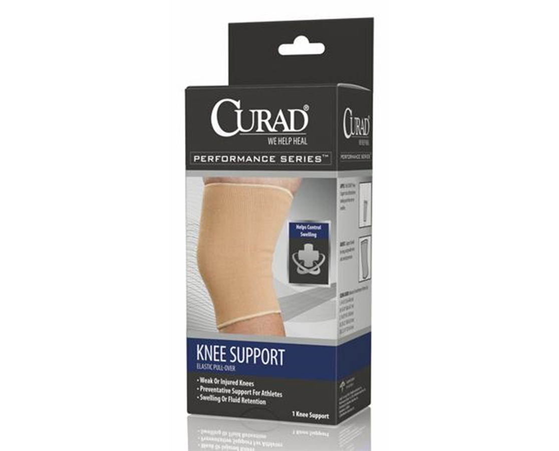 Pull-Over Knee Support CURORT23100SDH-