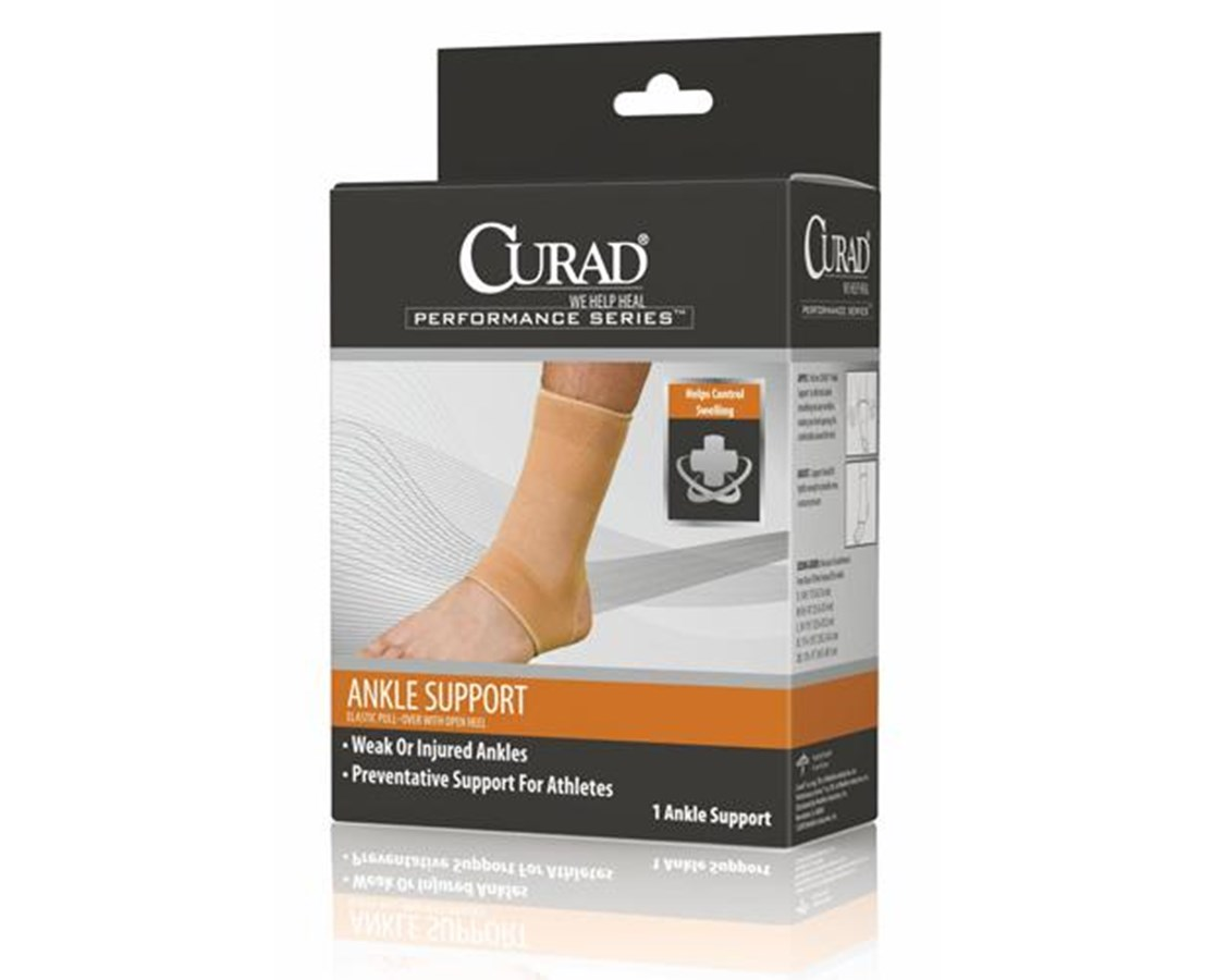 Open Heel Ankle Supports CURORT26100SDH-