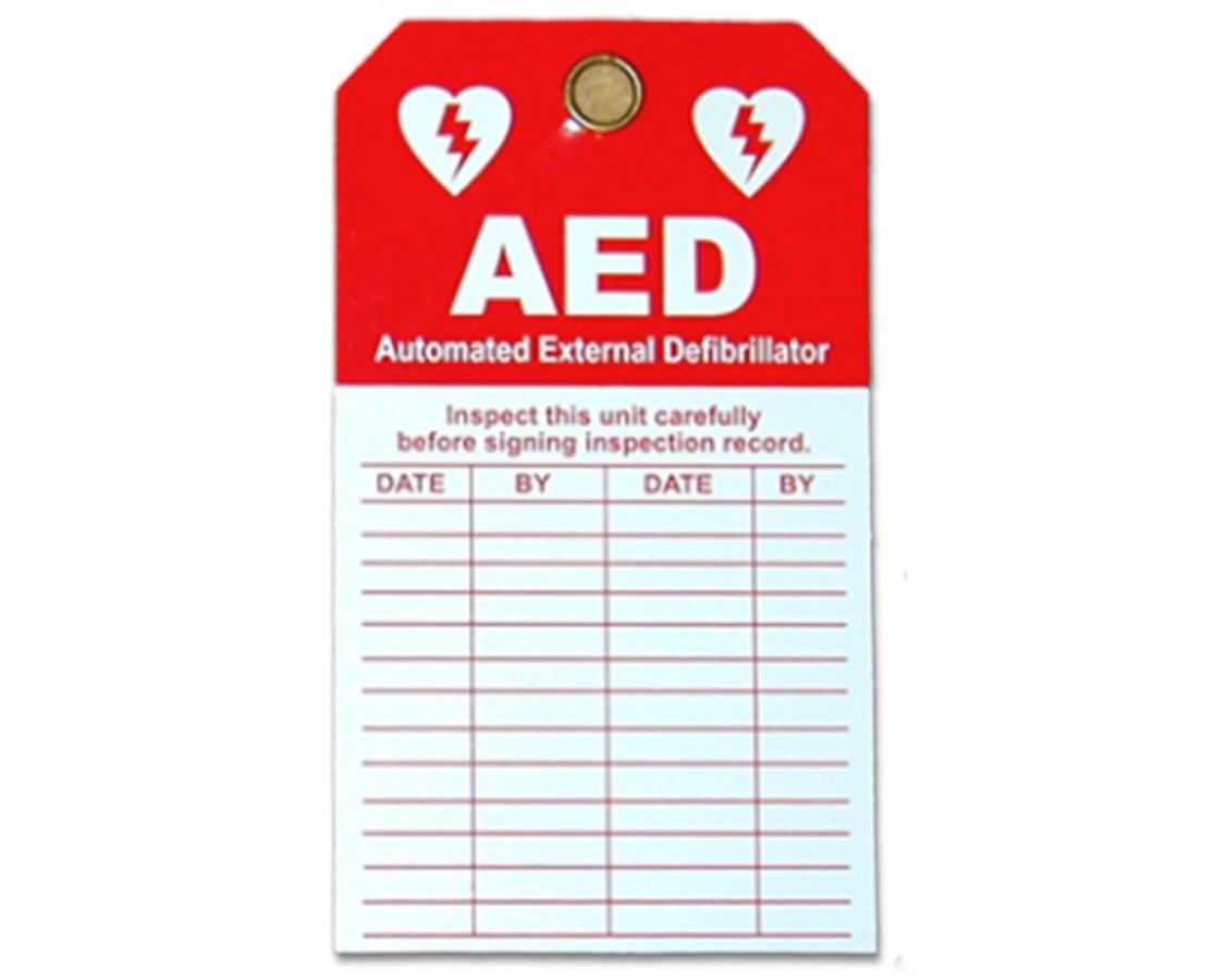 AED Stickers DEFDAC-801-