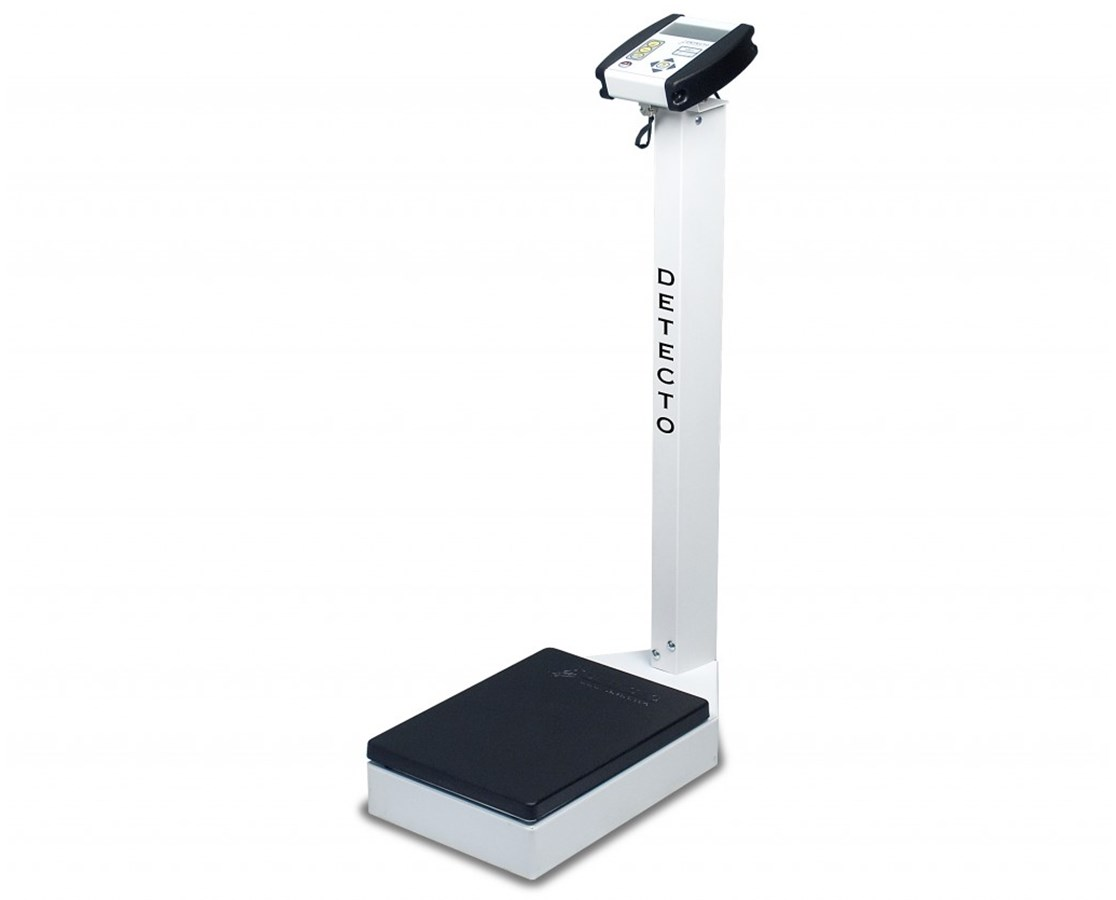 ProMed® Digital Waist-High Physician Scales DET6129