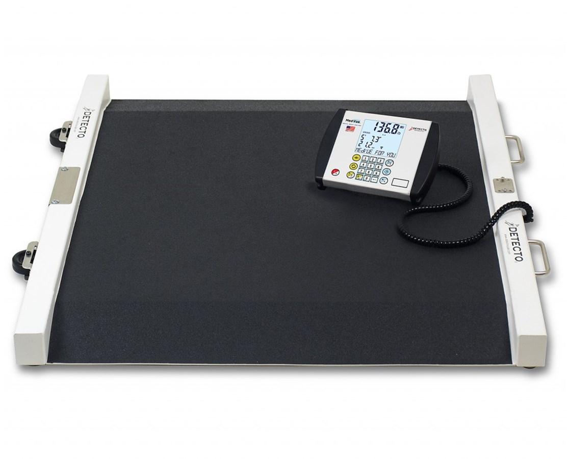 Portable Wheelchair Scale DET6500
