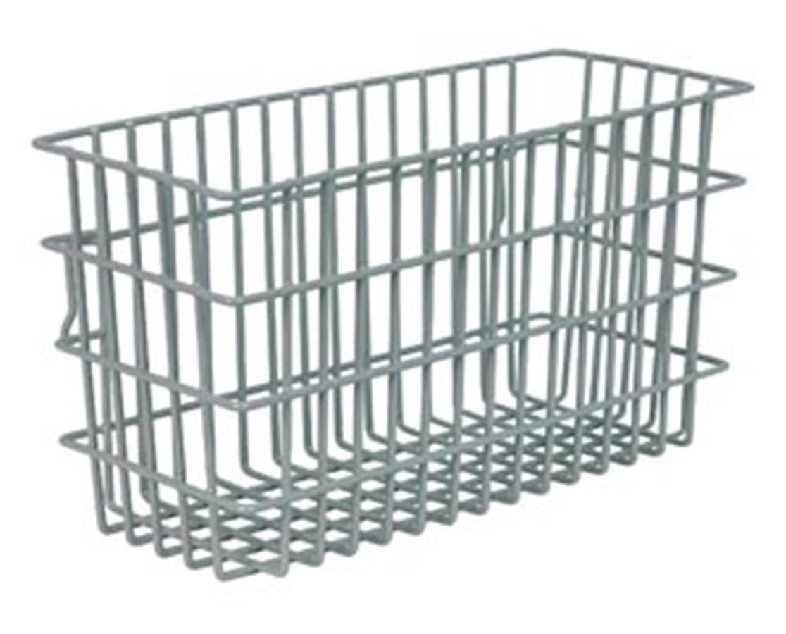 Multi-Storage Bin w/ Accessory Rail for Whisper Medical Carts DETCAWCMB