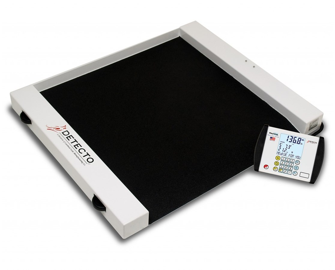 Portable Wheelchair Scale DETCR-1000D