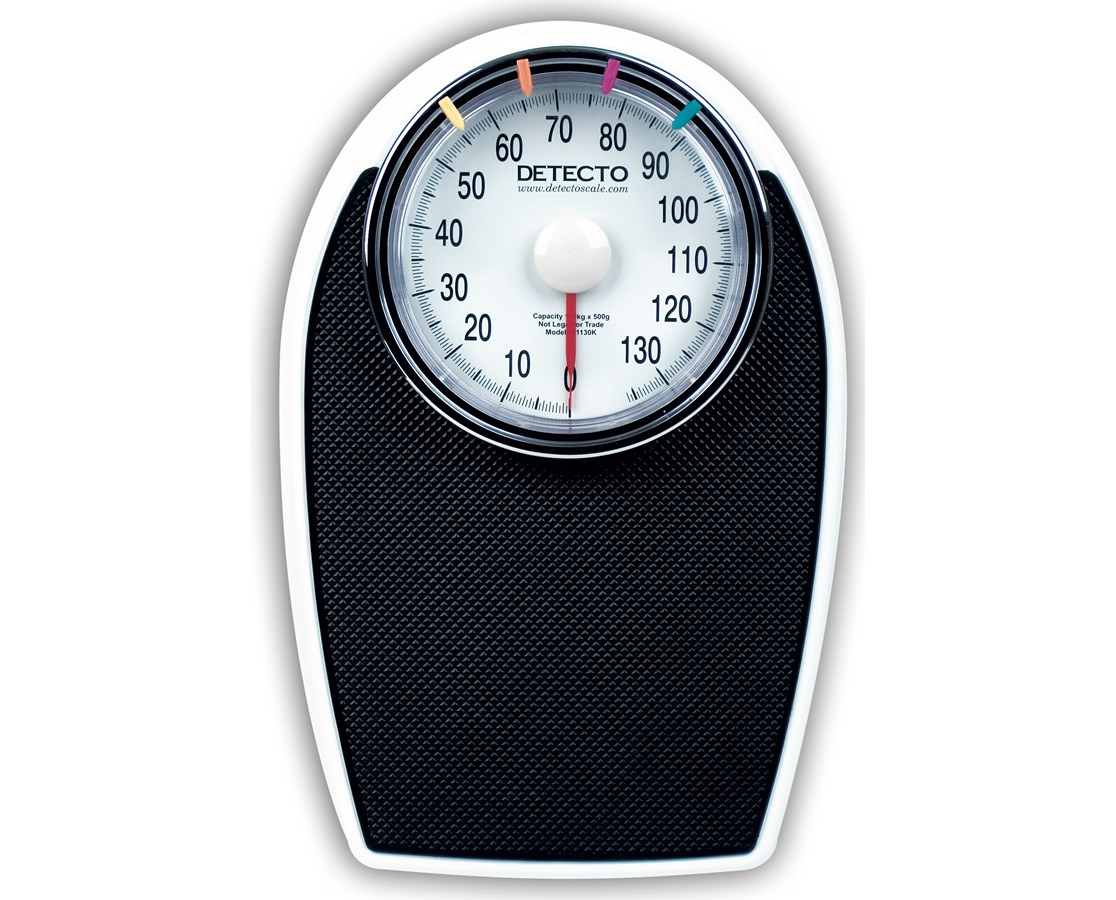 Large Dial Floor Scale DETD-1130