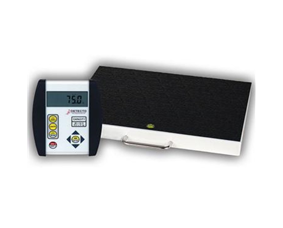 Portable Digital Floor Scale DETGP-400-750