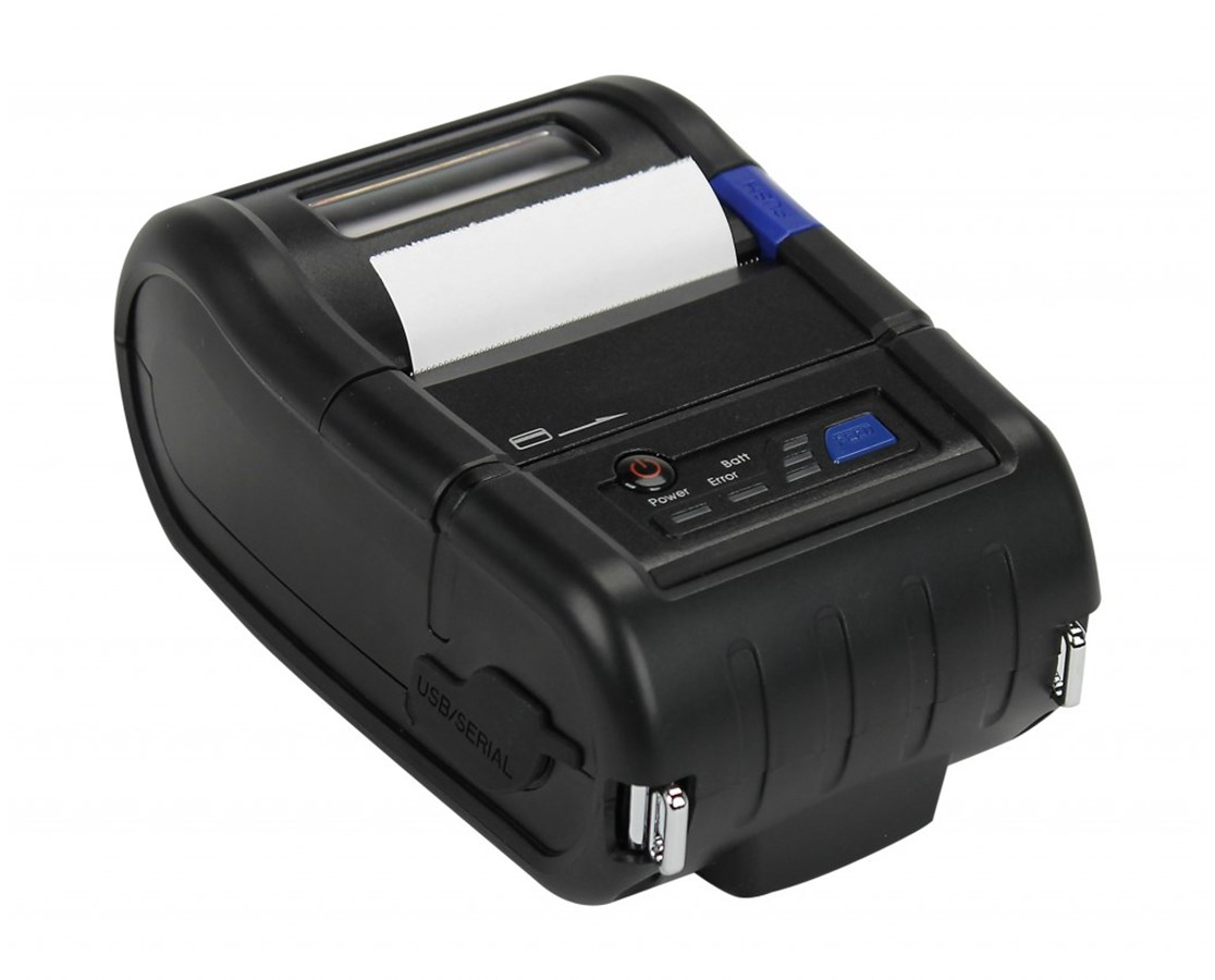 Mobile Tape Ticket Printer with Serial Interface DETP150