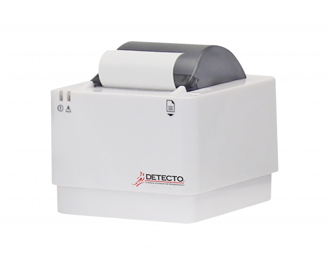 Direct Thermal Printer with Serial Interface DETP50