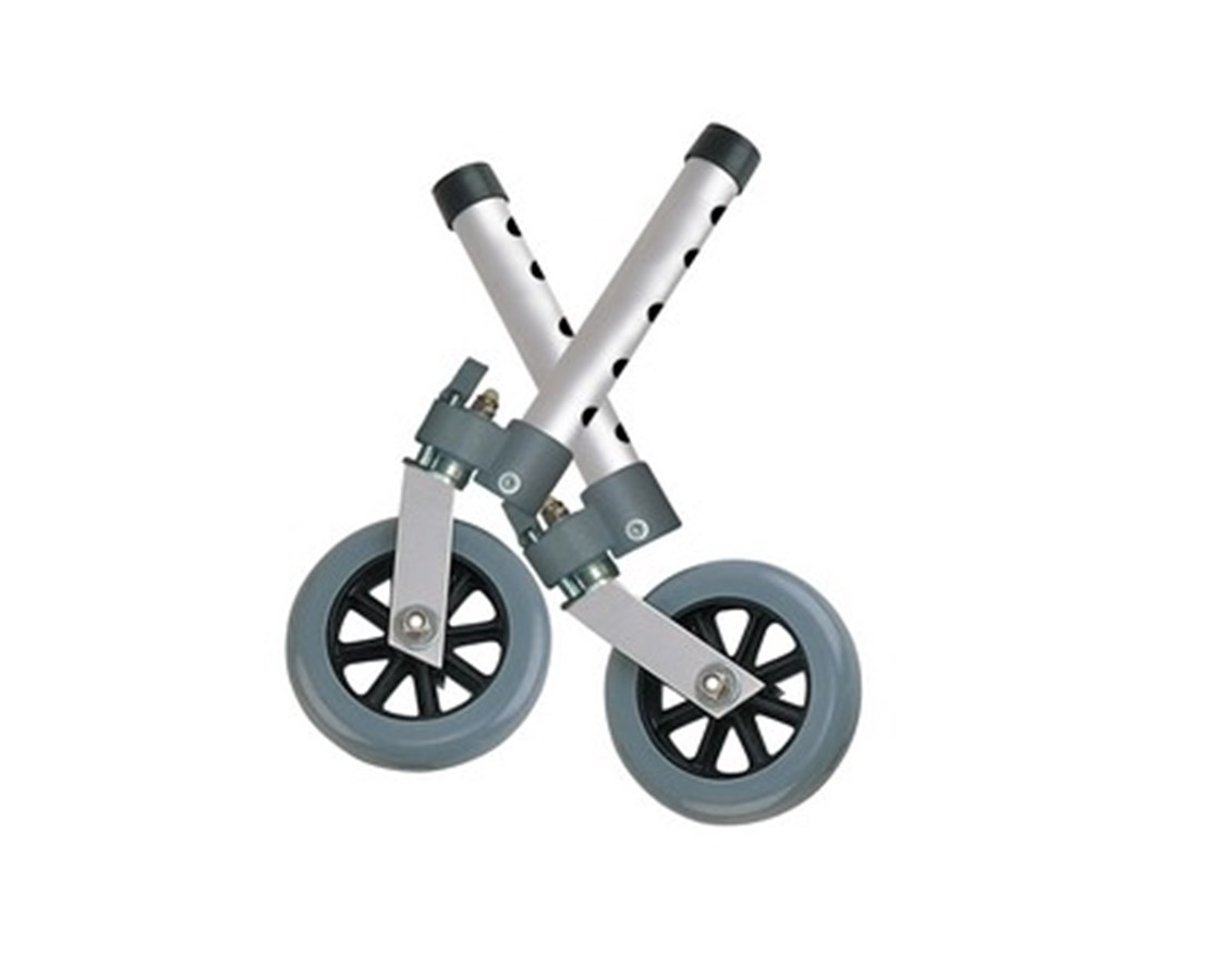 """Swivel Lock 5"" Walker Wheels"" DRI10115"
