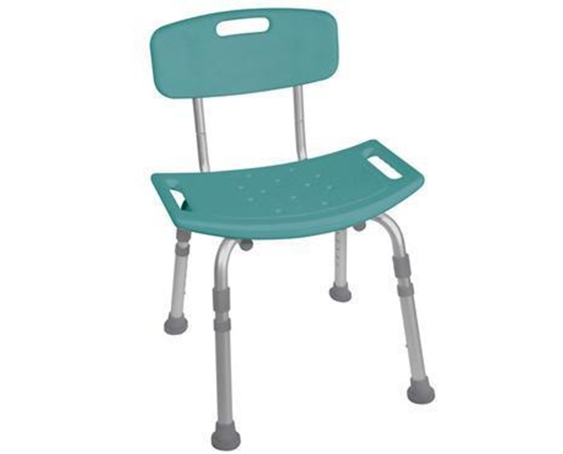 Drive 12202KDRT-1 Deluxe Aluminum Shower Chair