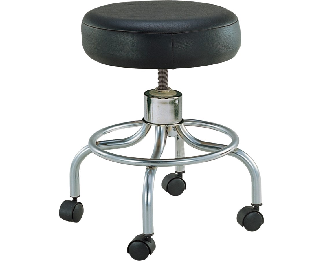 Wheeled Round Stool DRI13034