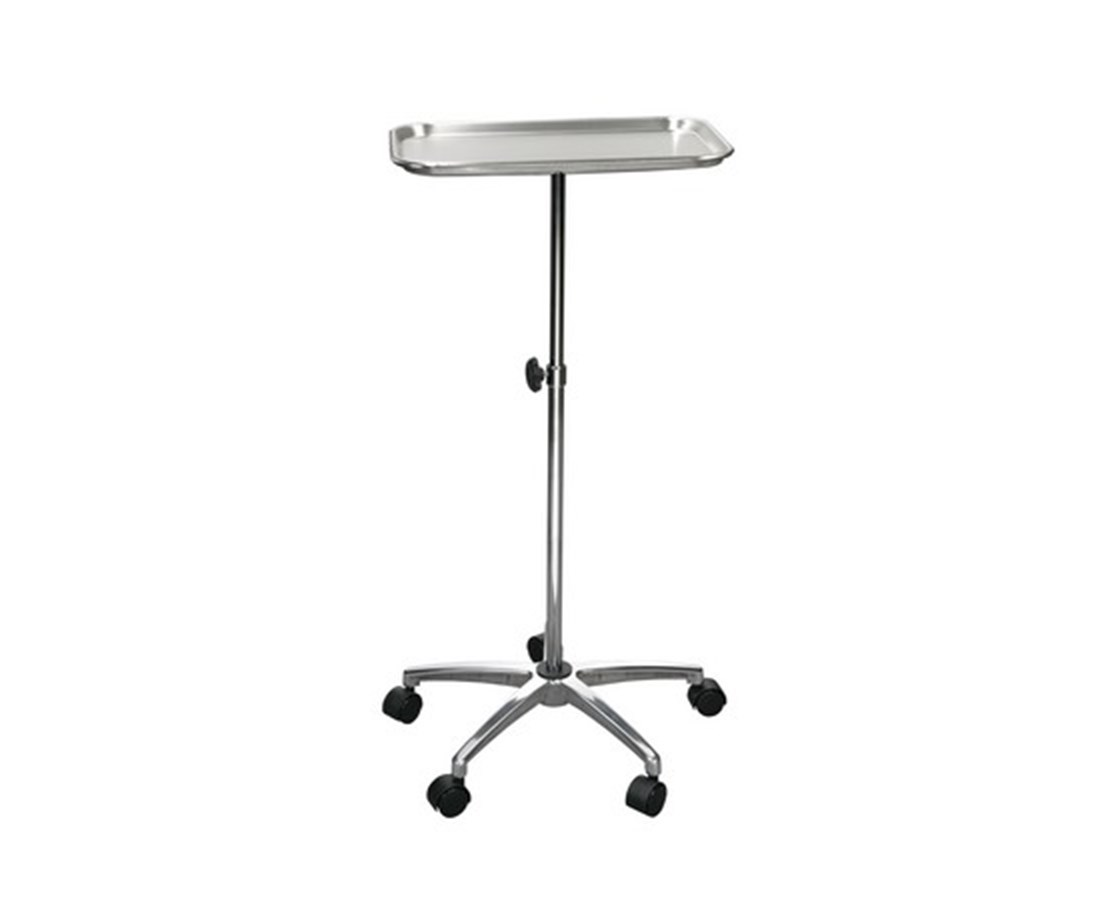"""Mayo Instrument Stand with Mobile 5"" Caster Base"" DRI13071"