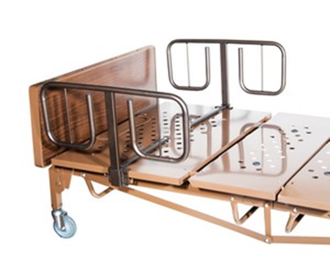 """Half Length ""T"" Style Bed Rails"" DRI15021BV"