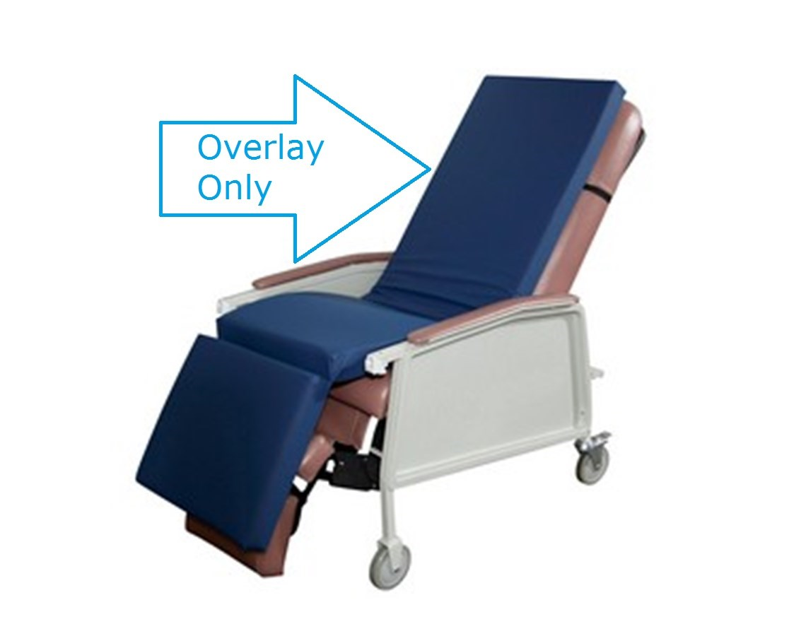 Sierra Gel Geri Chair Overlay DRI3671-GC