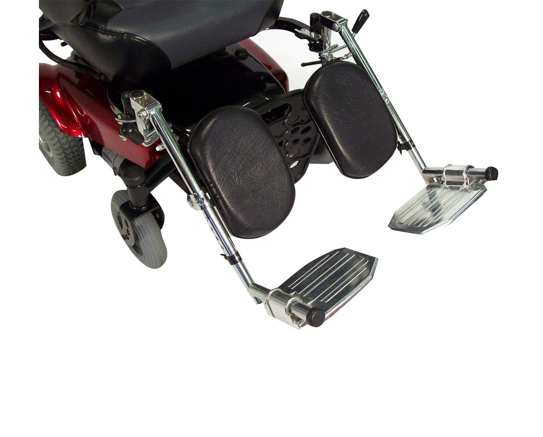 Power Wheelchair Elevating Legrest Bracket with Hemi Spacing DRIAE2500