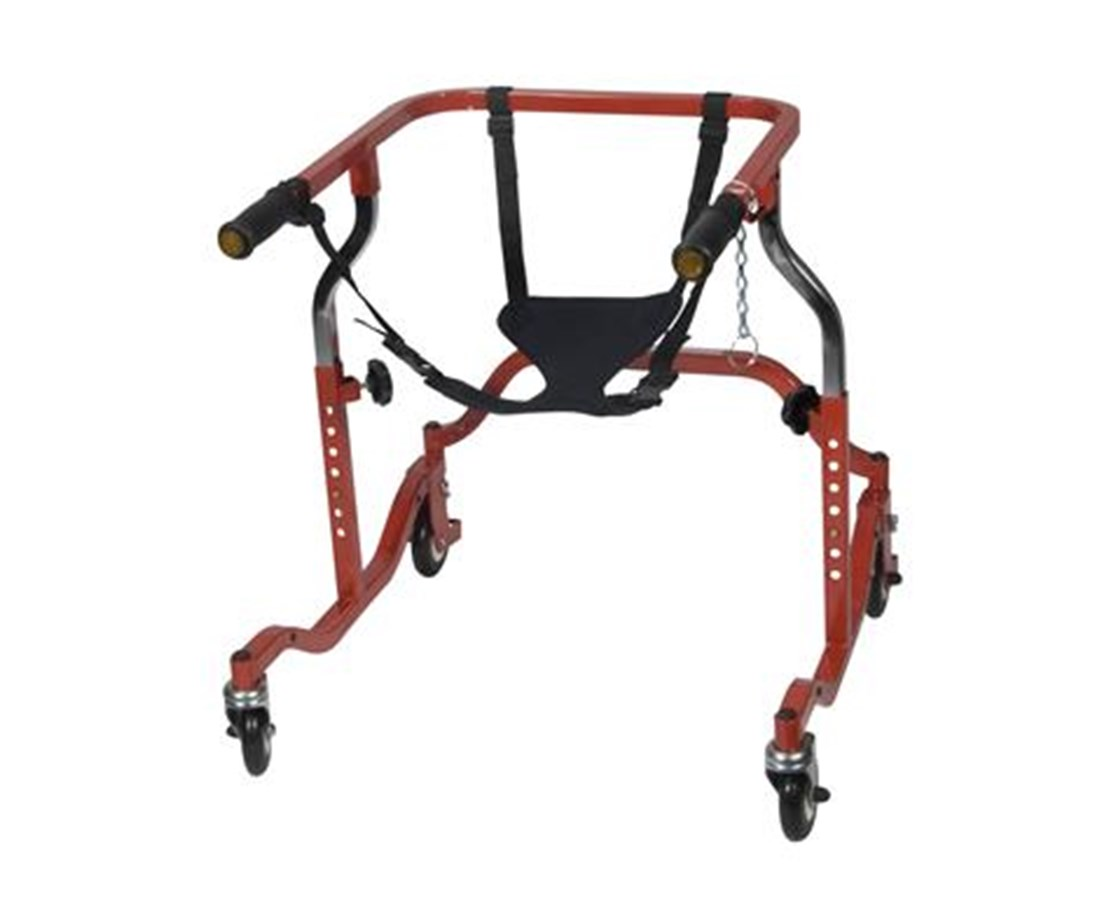 Seat Harness for all Wenzelite Anterior and Posterior Safety Rollers and Nimbo Walkers DRICE1070S