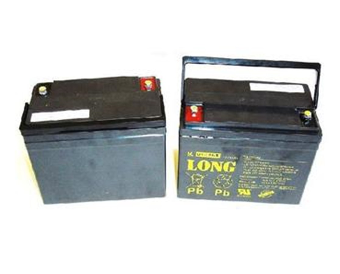 U1 Batteries, Pair DRIU1