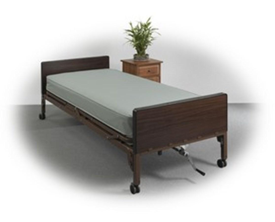 Bed Renter Densified Fiber Mattress DRIM3500-