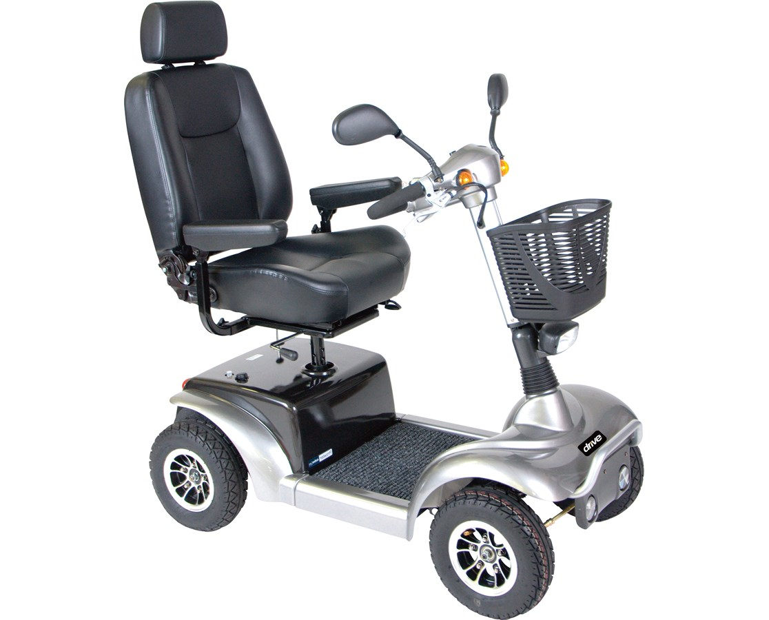 ActiveCare PROWLER3410MG20CS Prowler 3410 4 Wheel Scooter