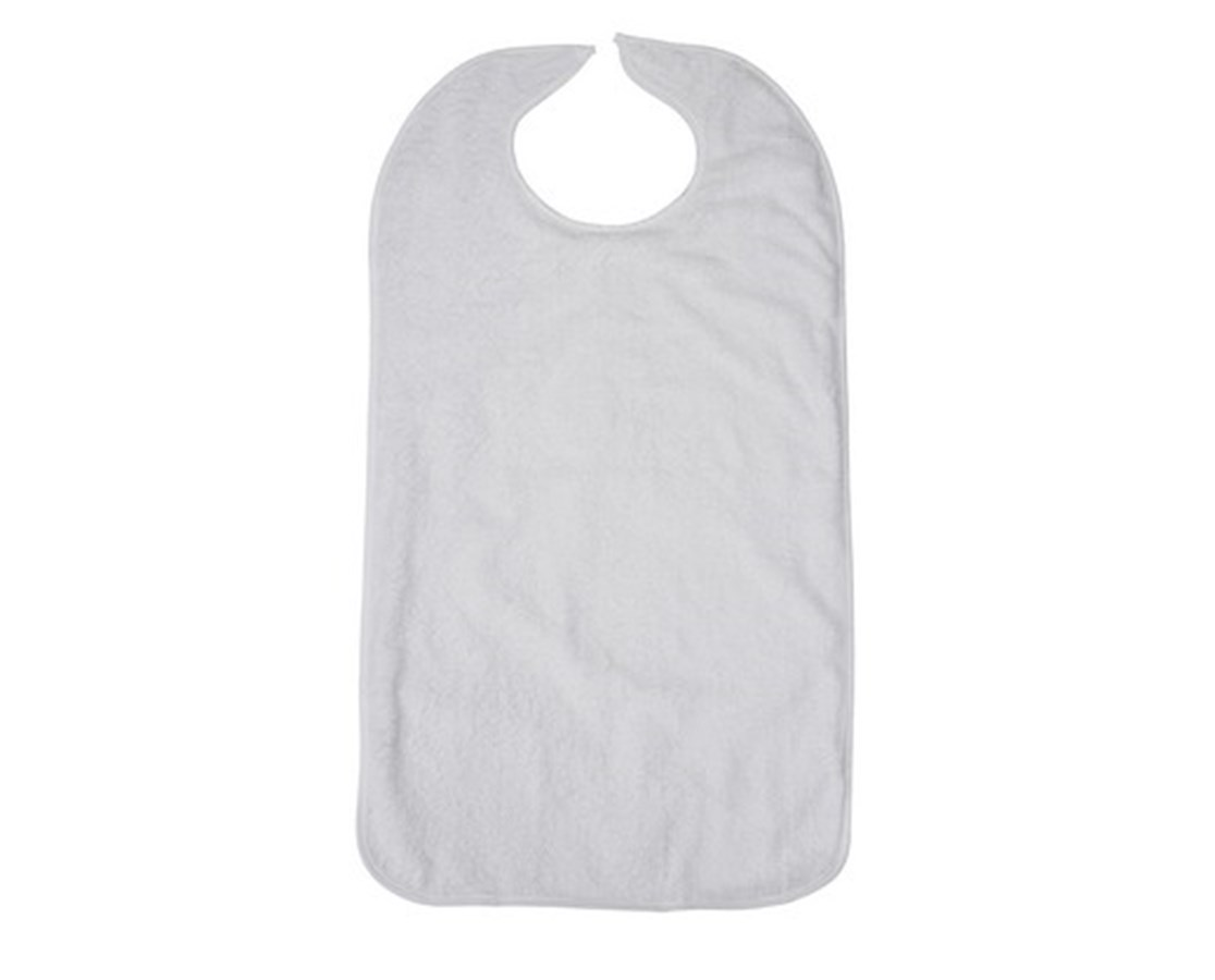 Lifestyle Terry Towel Bib DRIRTL9104