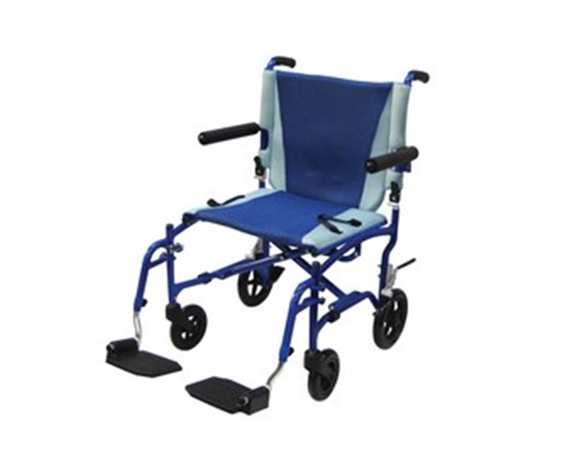 Drive TS19 TranSport Aluminum Transport Chair