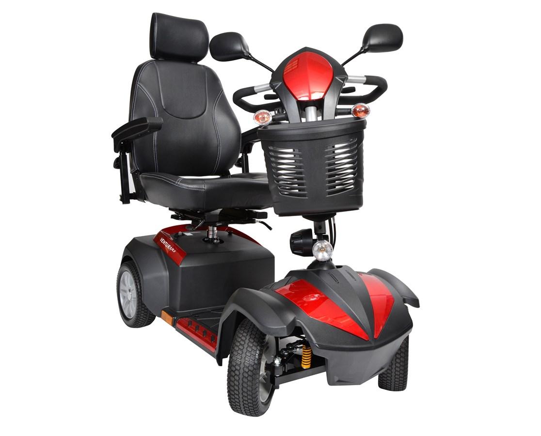 Drive VENTURA418FS Ventura 4 Wheel Scooter