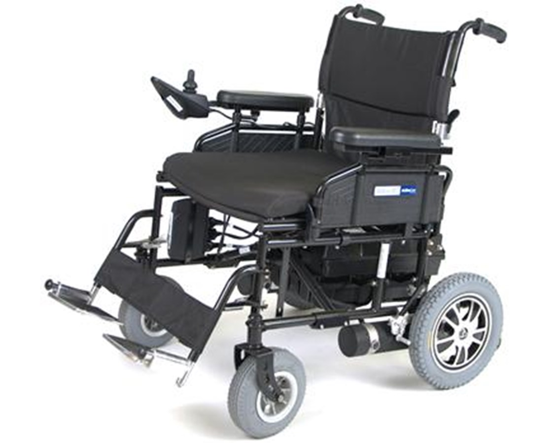 Wildcat Heavy-Duty Power Folding Wheelchair ACTWildcat 450