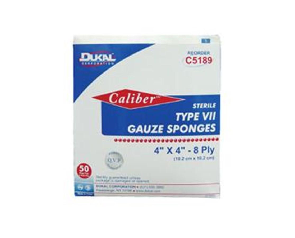 Caliber Type VII Gauze Sponges DUKC5119