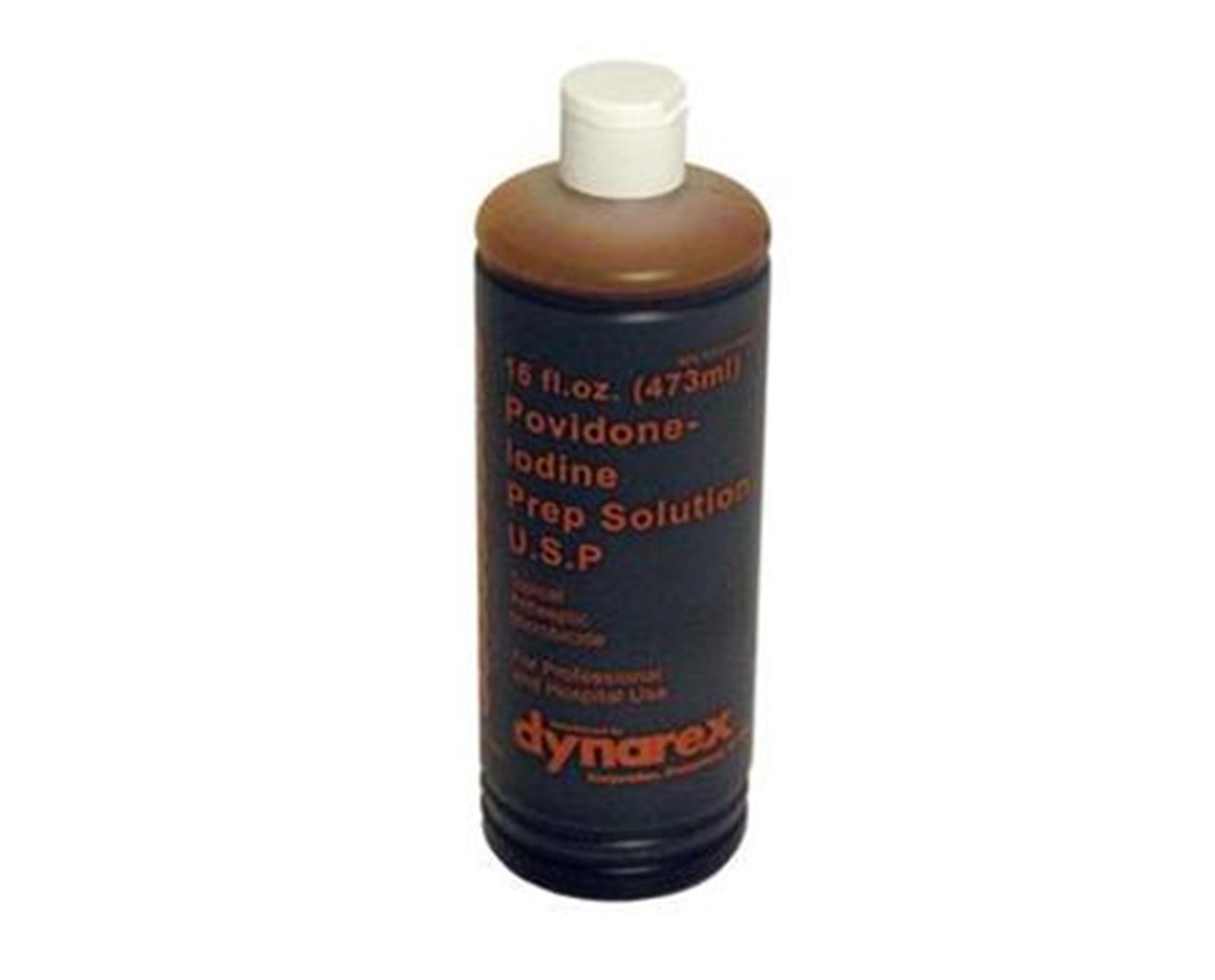 Povidone Iodine Prep Solution