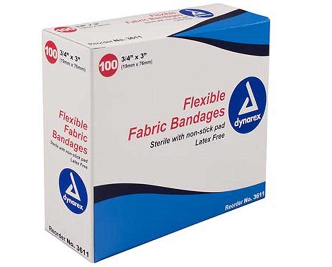 Adhesive Bandage, Fabric