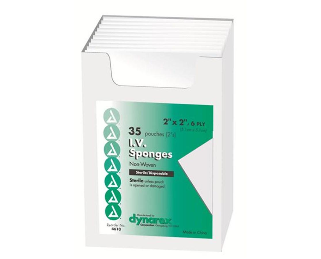 Non-Woven Sponge, Sterile DYN4610