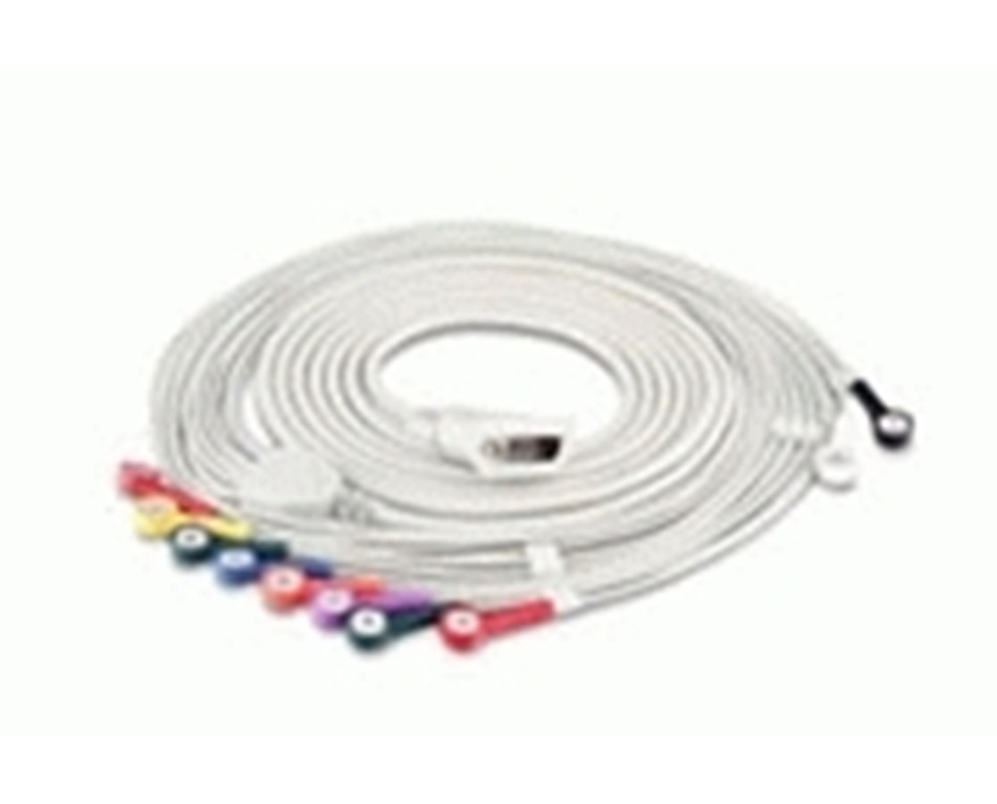 Snap Style ECG Cable for SE Series ECG Machines EDA0157107582