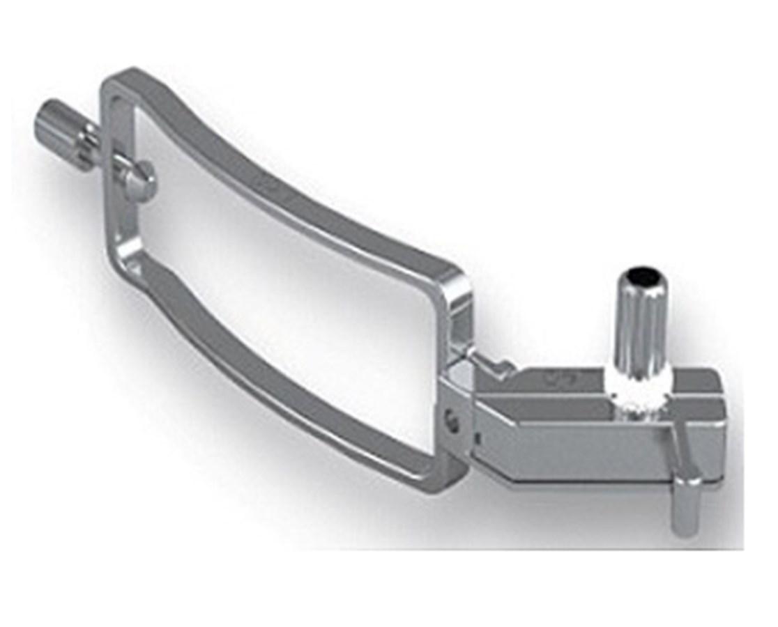 Needle Guide Brackets for Edan Ultrasound System Transducers EDA02.01.102338-12-