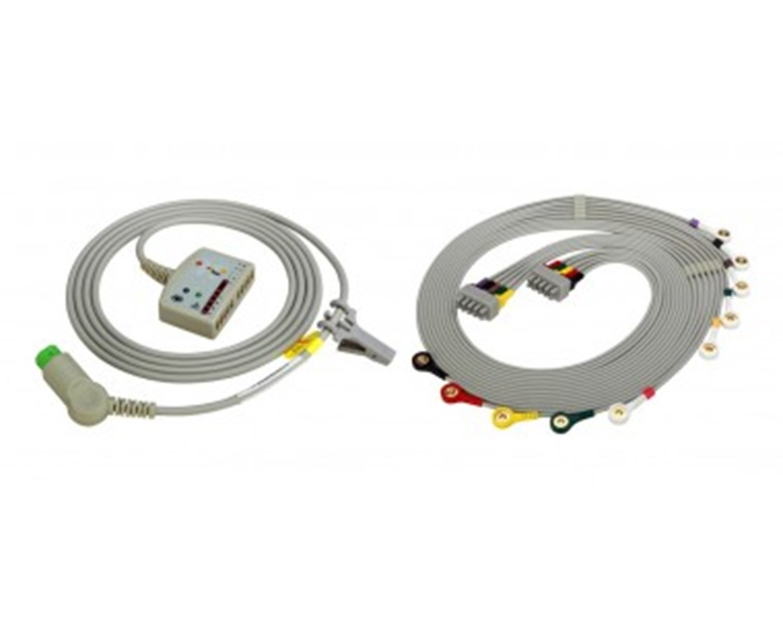 12-Lead ECG Kit for Edan M Series Patient Monitor EDA02.01.109095