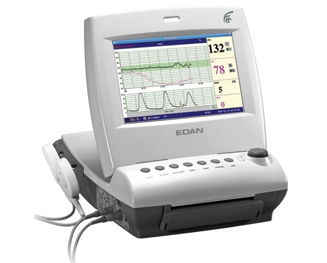 Dual Fetal Monitor EDAF6