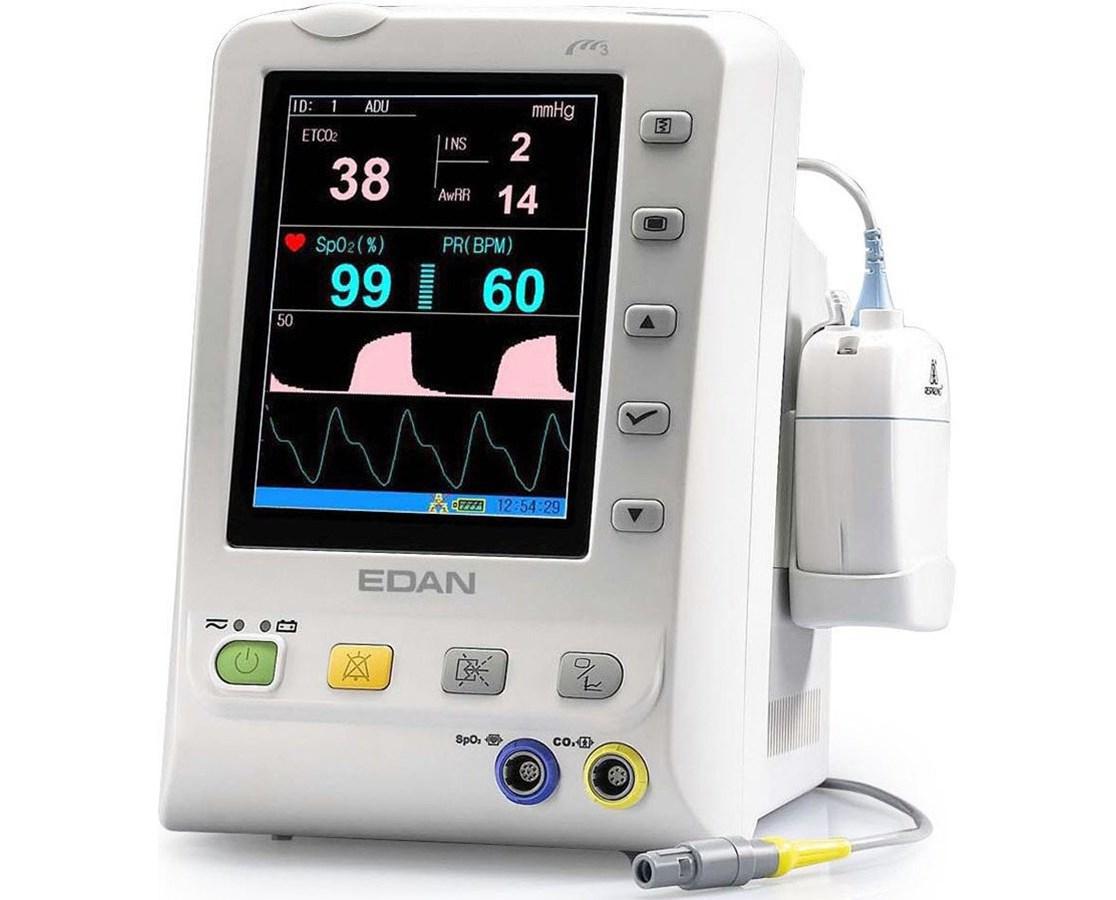 M3B Vital Signs Capnograph Monitor EDAM3B.S-