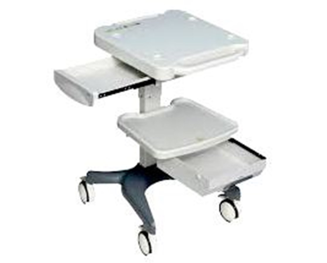 Luxury Trolley with Shelf for Edan SE-12 Express ECG Machines EDAMT-801