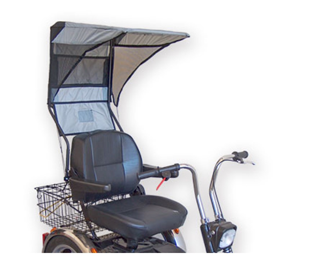 Canopy: Soft Type   Single Seat EVRDST-C2420