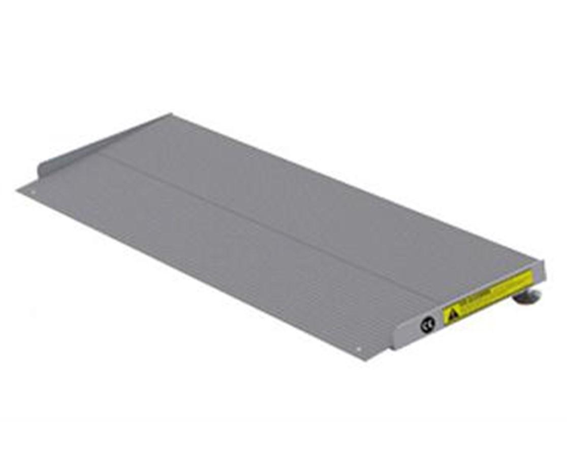 Self-Supporting Adjustable Threshold Ramp EZATHSS12-