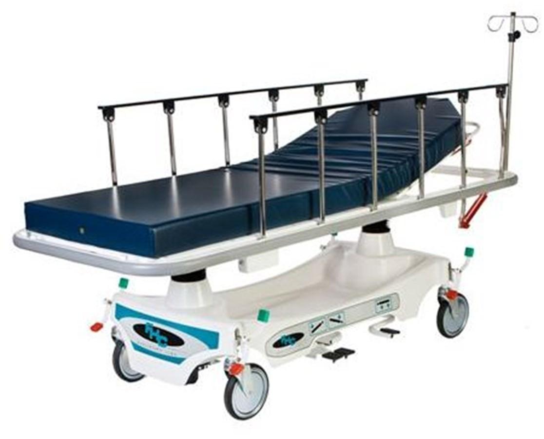 Mobilecare Hospital Stretcher with Pneumatic Backrest FHC-7101-