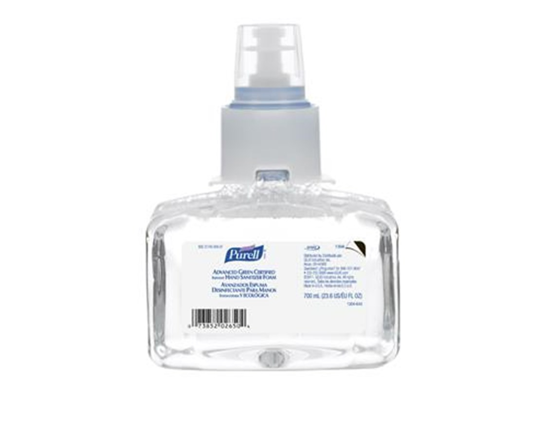 Advanced Instant Hand Sanitizer Foam GOJ1305-03