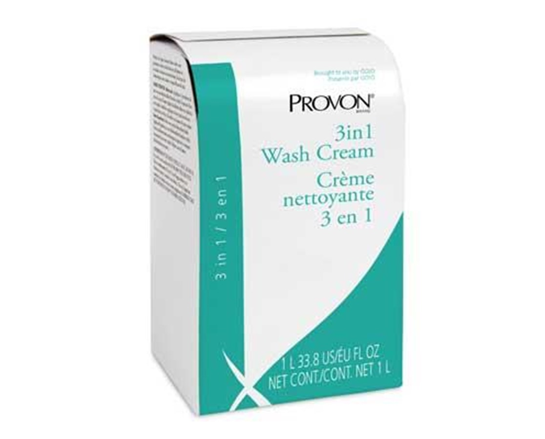 Gojo - 2110-08 PROVON 3 in 1 Wash Cream