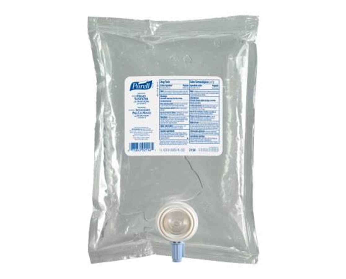 GOJO 2156-04 Purell Advanced Instant Hand Sanitizer Refill