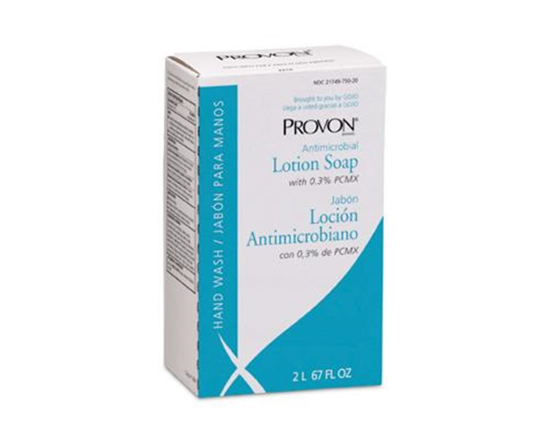 GOJO 2218-04 Provon Antimicrobial Lotion Soap