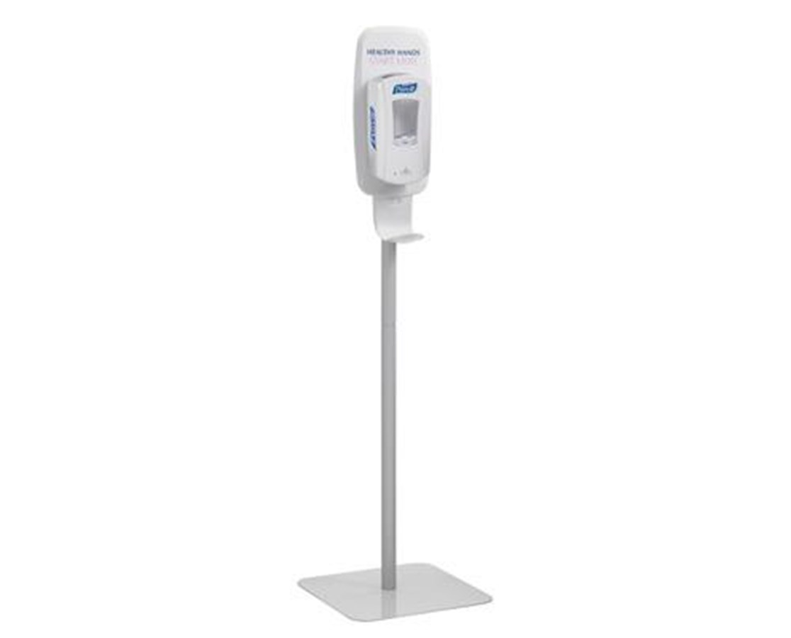 Gojo 2424-ds Purell Touch Free Floor Stand