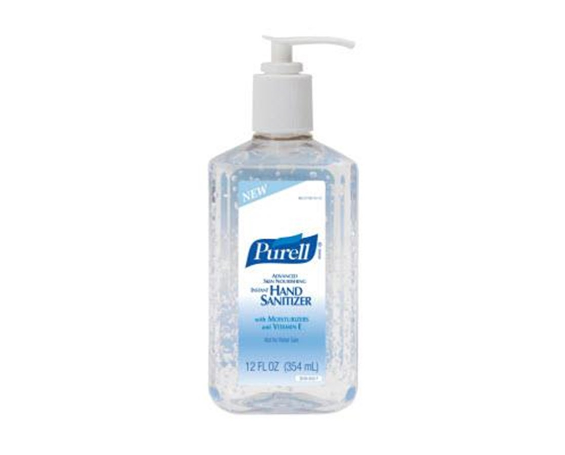 The PURELL Advanced Skin Nourishing Instant Hand Sanitizer