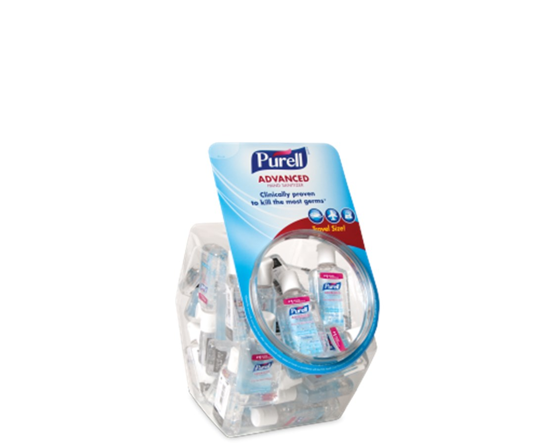 3900-25-BWL PURELL Advanced Instant Hand Sanitizer in Display Bowl