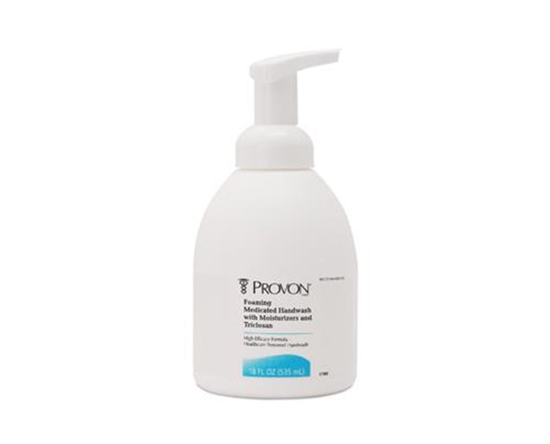 Provon  5788-04 Foaming Medicated Handwash with Moisturizers and Triclosan